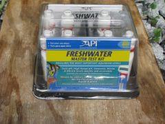 Freshwater test kit